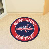 Washington Capitals Rounded Mat