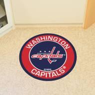 Washington Capitals Rounded Mat