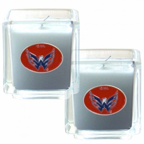 Washington Capitals Scented Candle Set