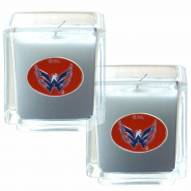 Washington Capitals Scented Candle Set