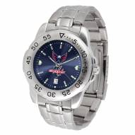 Washington Capitals Sport Steel AnoChrome Men's Watch