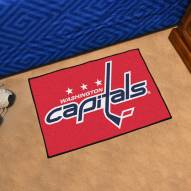 Washington Capitals Starter Rug