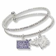 Washington Capitals Support HFC Crystal Bracelet