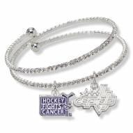 Washington Capitals Support HFC Crystal Bracelet