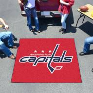 Washington Capitals Tailgate Mat