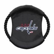 Washington Capitals Team Frisbee Dog Toy