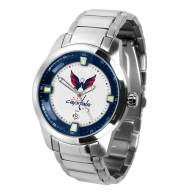 Washington Capitals Titan Steel Men's Watch