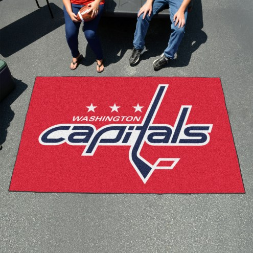 Washington Capitals Ulti-Mat Area Rug