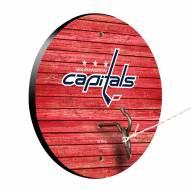 Washington Capitals Weathered Design Hook & Ring Game