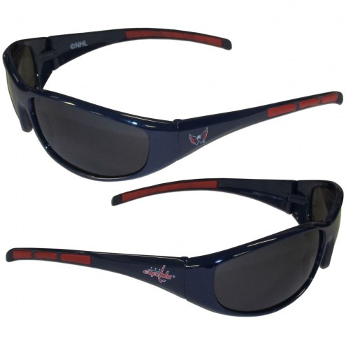 Washington Capitals Wrap Sunglasses