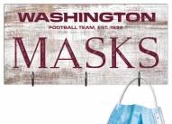 "Washington Football Team 6"" x 12"" Mask Holder"