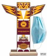 Washington Football Team Totem Mask Holder