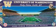 Washington Huskies 1000 Piece Panoramic Puzzle