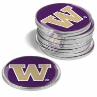 Washington Huskies 12-Pack Golf Ball Markers