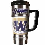 Washington Huskies 20 oz. Champ Travel Mug