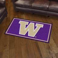 Washington Huskies 3' x 5' Area Rug