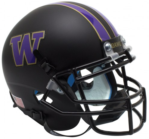 Washington Huskies Alternate 1 Schutt Mini Football Helmet