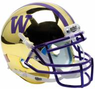 Washington Huskies Alternate 2 Schutt Mini Football Helmet