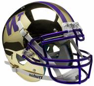 Washington Huskies Alternate 2 Schutt XP Authentic Full Size Football Helmet