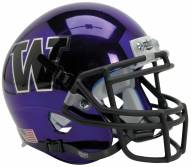 Washington Huskies Alternate 4 Schutt Mini Football Helmet