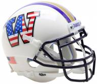 Washington Huskies Alternate 5 Schutt Mini Football Helmet