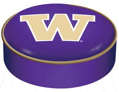 Washington Huskies Bar Stool Seat Cover