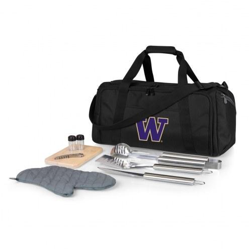 Washington Huskies BBQ Kit Cooler