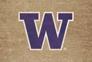 Washington Huskies Colored Logo Door Mat