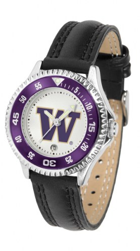 Washington Huskies Competitor Women's Watch