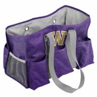 Washington Huskies Crosshatch Weekend Bag