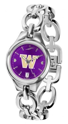 Washington Huskies Eclipse AnoChrome Women's Watch
