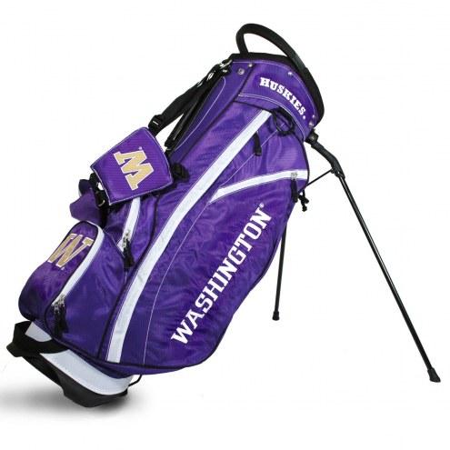 Washington Huskies Fairway Golf Carry Bag