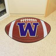 Washington Huskies Football Floor Mat