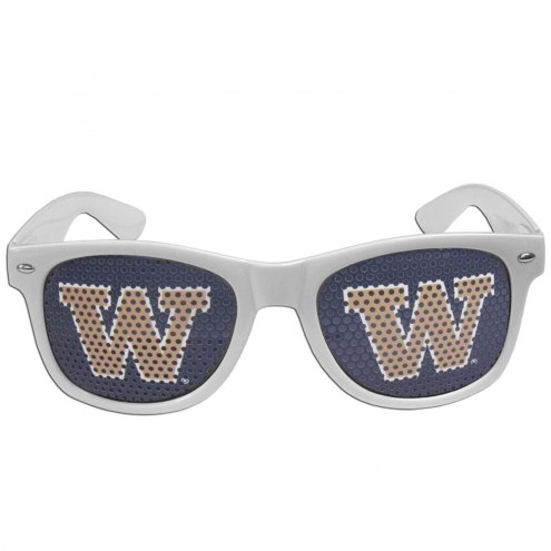 Washington Huskies Game Day Shades