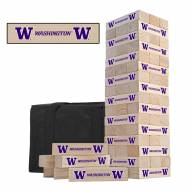 Washington Huskies Gameday Tumble Tower