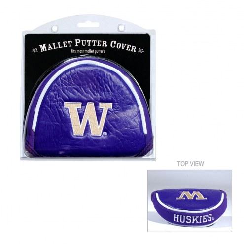 Washington Huskies Golf Mallet Putter Cover