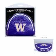 Washington Huskies Golf Mallet Putter Cover