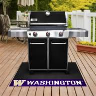 Washington Huskies Grill Mat