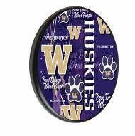 Washington Huskies Digitally Printed Wood Sign
