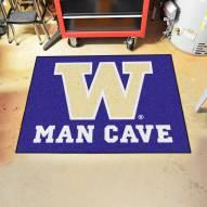 Washington Huskies Man Cave All-Star Rug