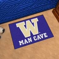 Washington Huskies Man Cave Starter Mat