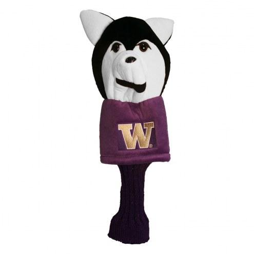 Washington Huskies Mascot Golf Headcover
