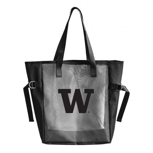 Washington Huskies Mesh Tailgate Tote