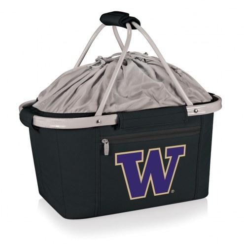 Washington Huskies Metro Picnic Basket