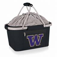 Washington Huskies Metro Picnic Basket