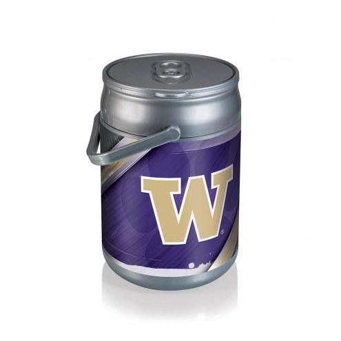 Washington Huskies NCAA Can Cooler