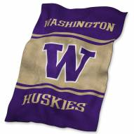 Washington Huskies NCAA UltraSoft Blanket