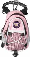 Washington Huskies Pink Mini Day Pack