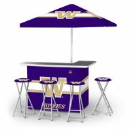 Washington Huskies Pop Up Bar