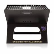 Washington Huskies Portable Charcoal X-Grill